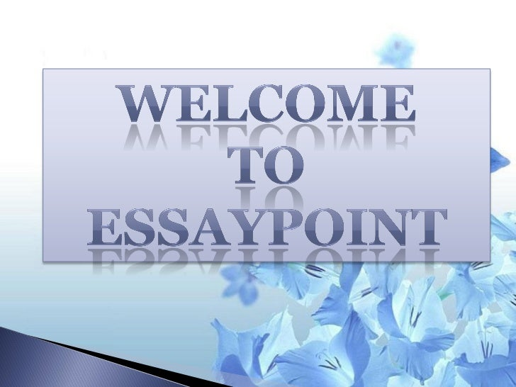 The writing service of Essaypoint    supports custom essays,      theses, term papers,        research papers,coursework a...