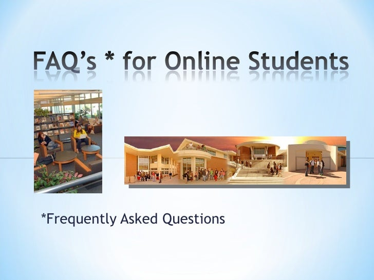 Faq onlinestudents fa10_compressed
