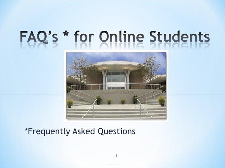 Faq onlinestudents fa10_compressed