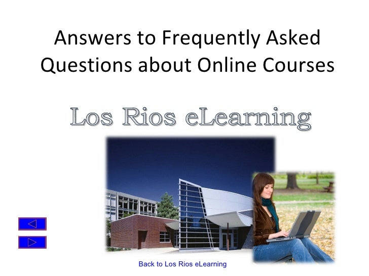 Fa Qs For Online Students Grofe