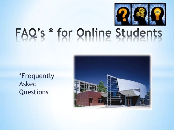 Faqs onlinestudents compressed
