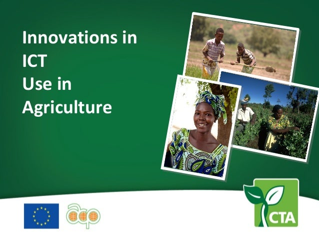 Innovations in ICT Use in Agriculture