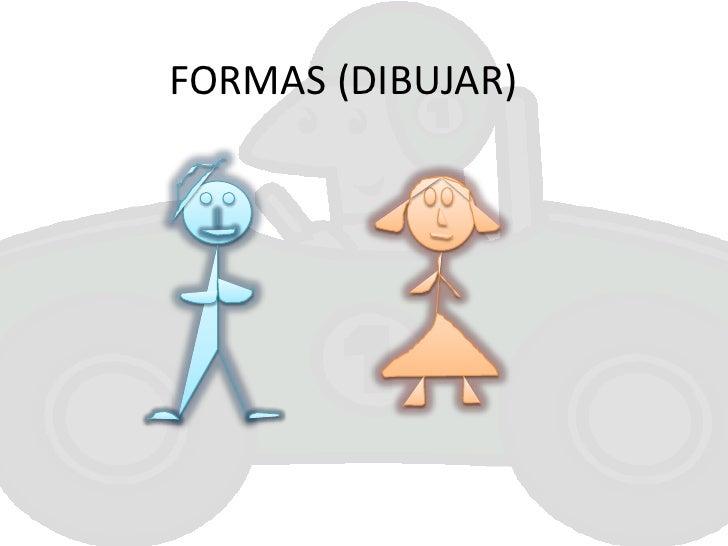 FORMAS (DIBUJAR)