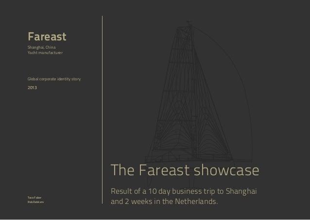 Shanghai Fareast showcase (China)