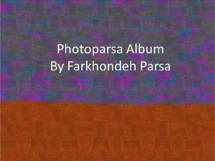 Farkhondehparsaphoto 27