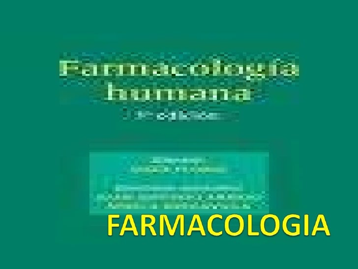 Farmacologia 2 12