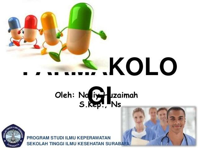 Farmakologi umum 1