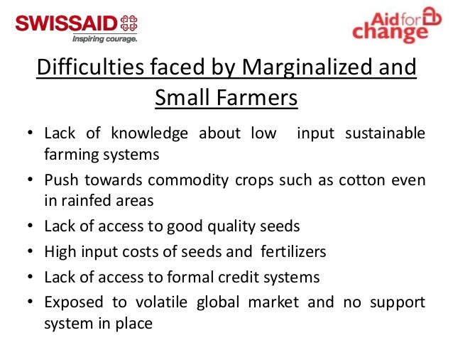 Sustainable Farming in India Input Sustainable Farming