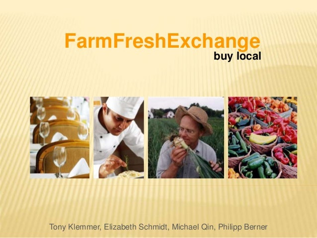 FarmFreshExchange