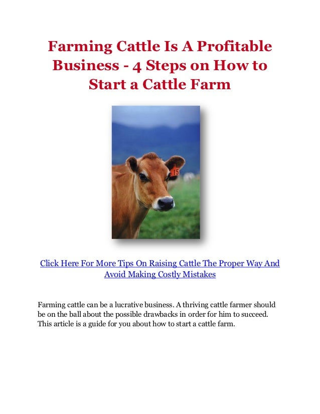 how to start an animal farm business
