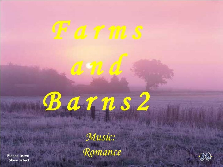 Farms And Barns M 2