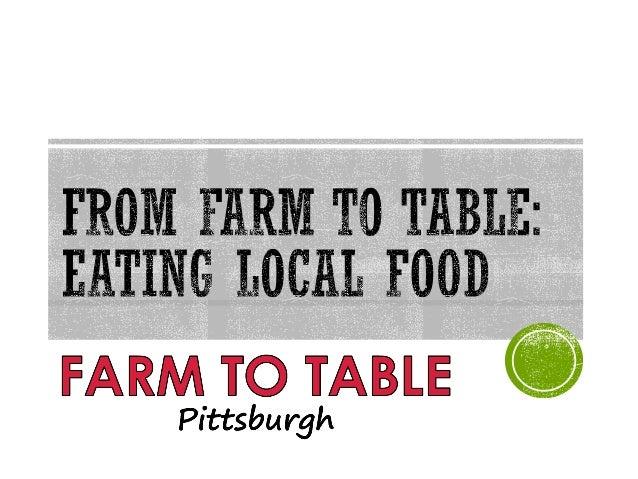  www.FarmToTablePA.com Part of Pathways toSmartCare WellnessProgram Corporate wellnessprograms, health events,annual co...
