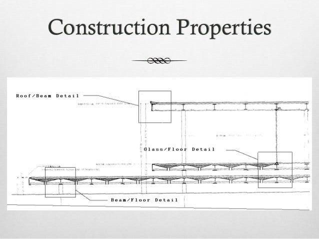 Farnsworth House Construction Details