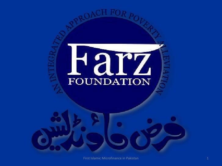 Farz Foundation Methodology Presentation