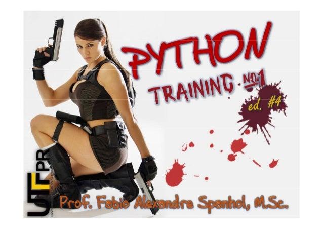 Python Training #1 - ed4