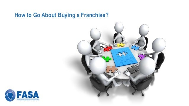 How to Go About Buying a Franchise?