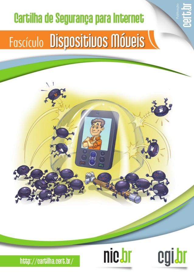 http://cartilha.cert.br/ Publicação