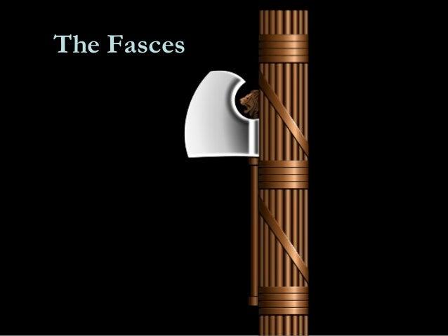 The Fasces