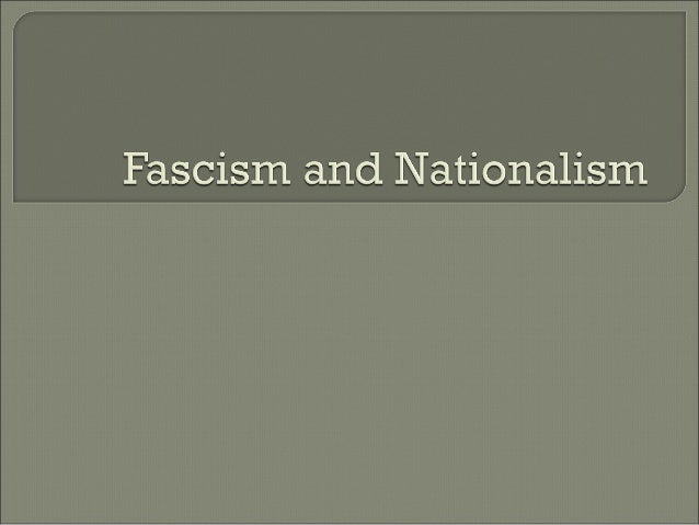 fascism in the 1920s and 1930s essay How might fascism in the 1920s and 30s have led to the outbreak of wwii who was the totalitarian leader of spain during the 1920s and 1930s what were the political parties in germany during the 1920s and early 1930s.