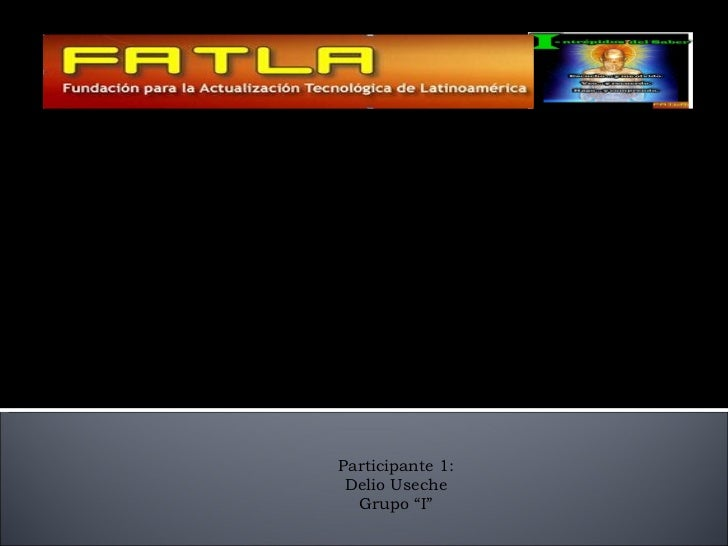 FATLA Fundación para la Actualización Tecnológica de Latinoamérica Programa de Experto en Procesos E-learning Módulo 5 - M...