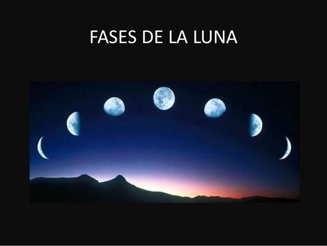 2016 Fases De La Luna