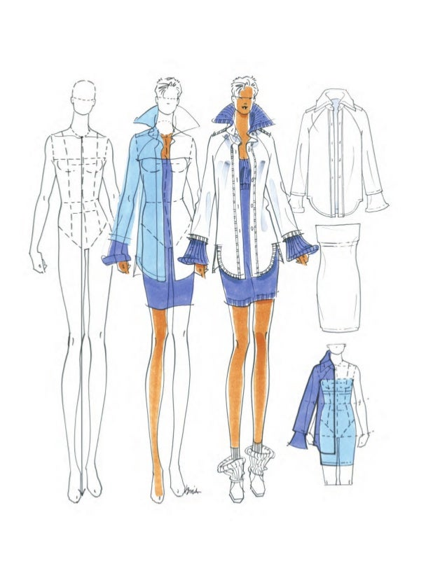 Learn Fashion Design Drawing