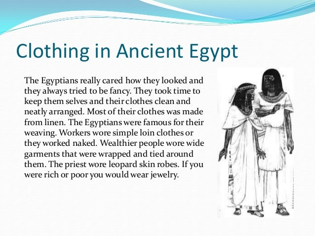 How To Make Ancient Egyptian Clothing For Women ancient egypt clothing ...