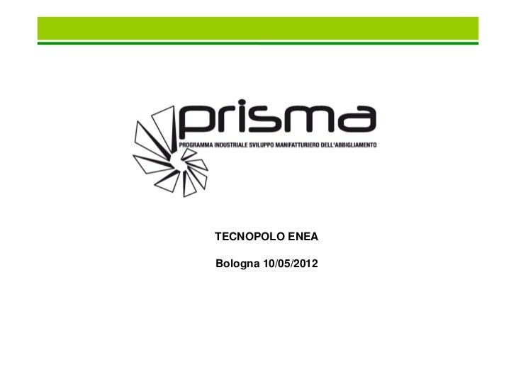 TECNOPOLO ENEABologna 10/05/2012