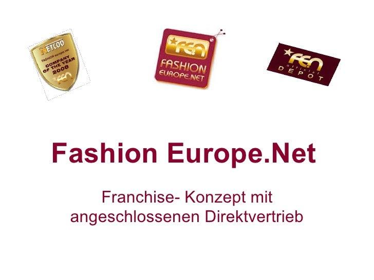 Fashion Europe Net German KarinsJeans
