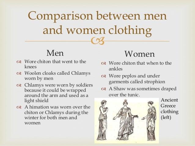 Fashion Ancient Civilizations