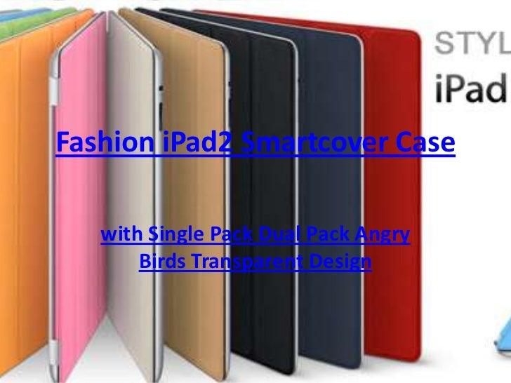 Fashion i pad2 smartcover case