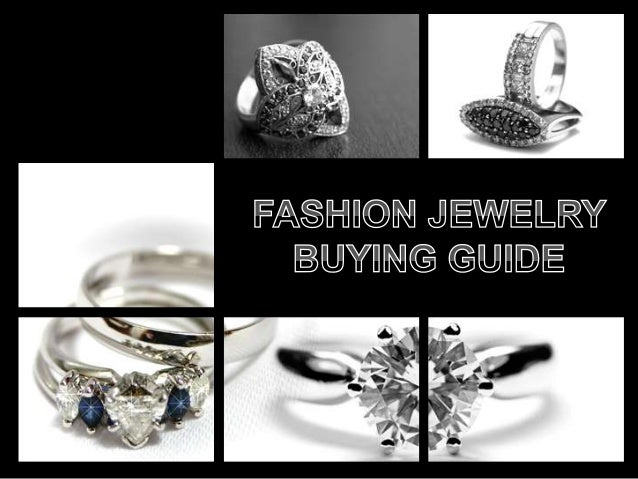 Fashion Jewelry Buying Guide