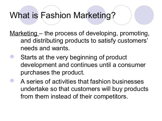 fashion marketing essay questions Introduction all fashion trends reflect culture the influence of culture on major styles and trends of the past cannot be denied this is predominantly true.