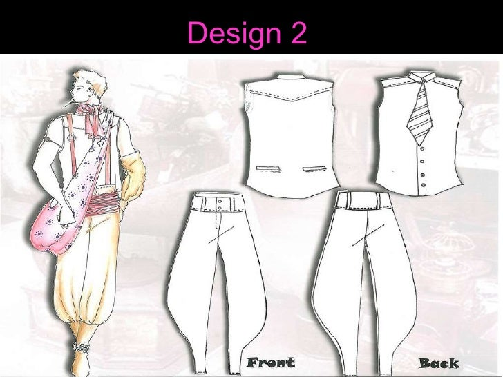Thesis For Fashion Designing