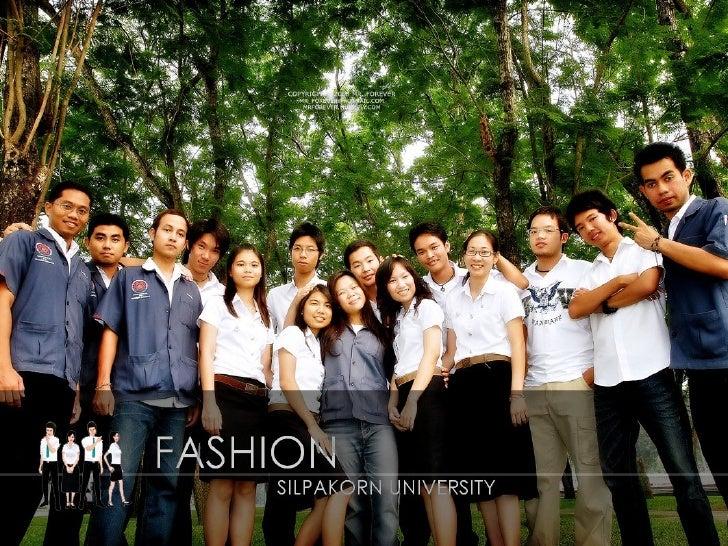 Fashion silpakorn(ฉบับแก้ไข)