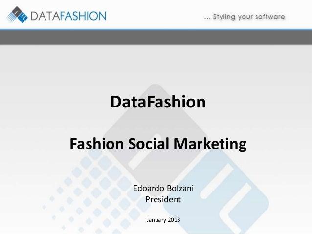 Fashion Social Marketing eng