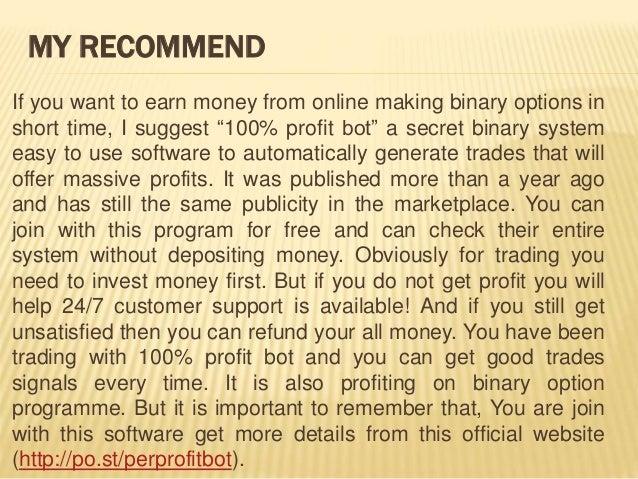 binary options hack reviews australia