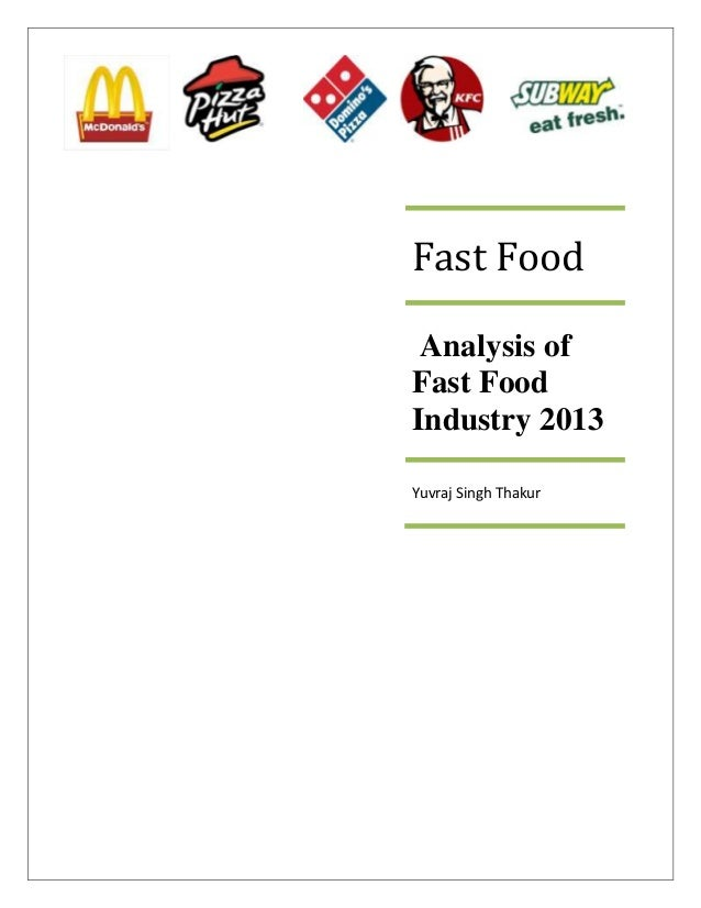 market research related to fast food industry Visit your school or community library and search food and foodservice industry  restaurants canada research  ipsos fsm has released a set of market.
