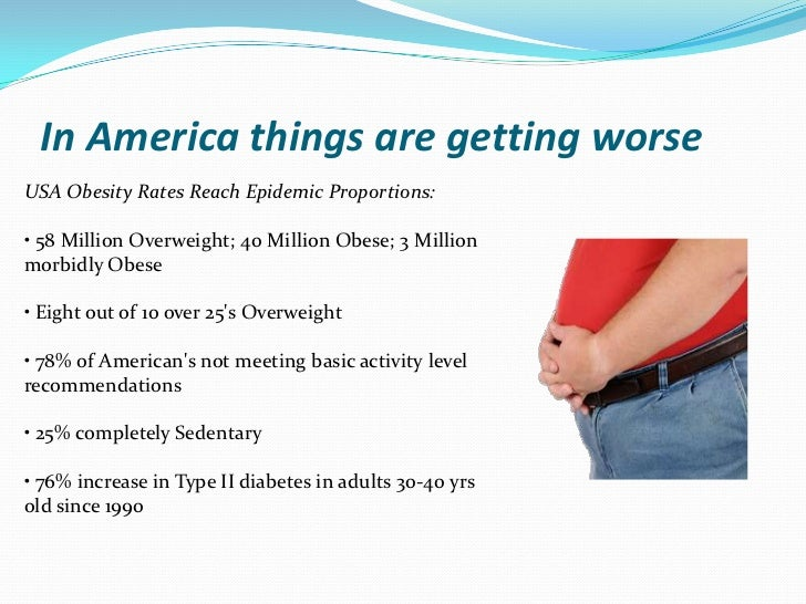 the obesity epidemic in america essay Obesity epidemic astronomical the prognosis for the nation is bad and getting worse as obesity takes its toll on the health of adults and children alike.