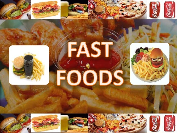 • Introduction• Food Chains• Why Fast Foods ??• Fast Food Consumption• Effects of Fast Food• Myths on Fast Foods• Recent I...