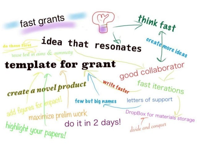 Fast grant idea for SBIR and STTRs