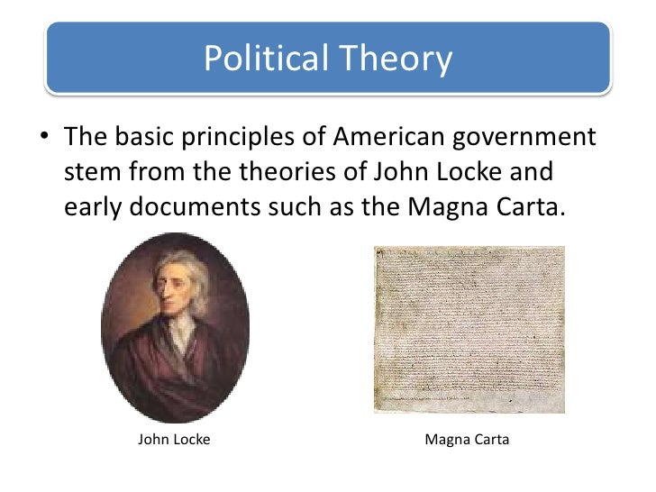 john locke and the american political John locke was one of the as did the founding fathers of the american revolution john locke was born it has been argued that locke's political theory.