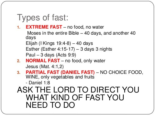Prayer With Fasting The Fasted Lifestyle