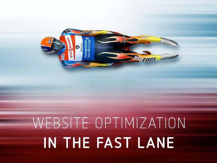 OPTIMIZATION EFFICIENCY                                                 Effort  Results                80% of the optimiza...
