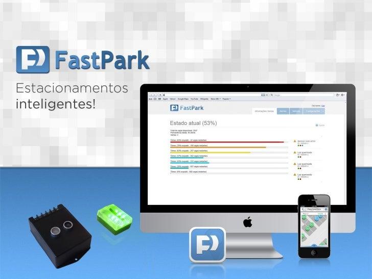 Fastpark - Sistema de localização de vagas em estacionamentos