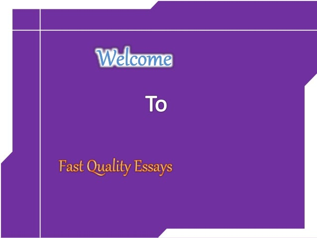 Essay on reliable