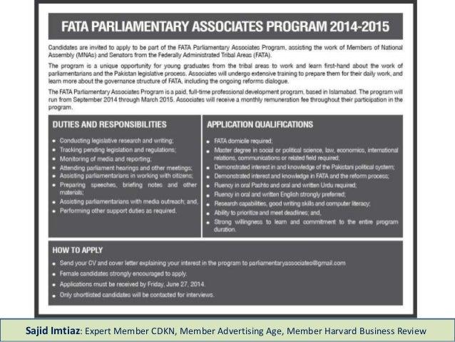 FATA Parliamentary Associates