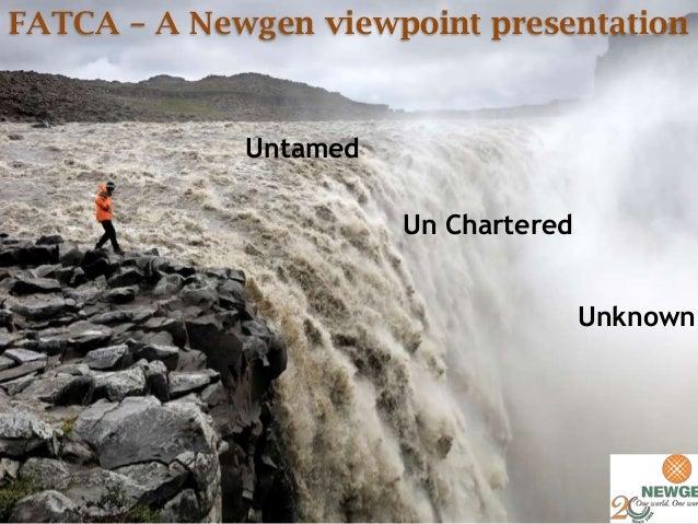 FATCA Compliance Solution by Newgen