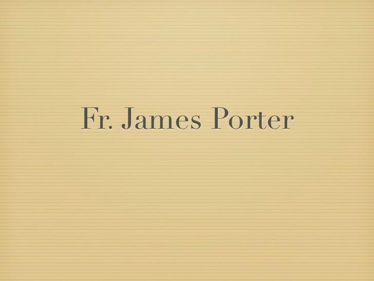 Fr. James Porter