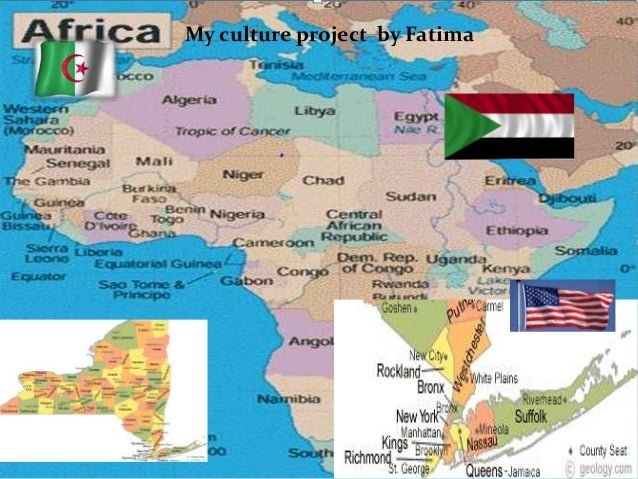 My culture project by Fatima